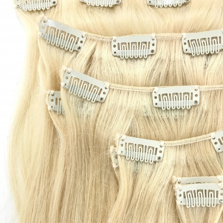 BUDGET RANGE CLIP IN SET  Adore Remy hair