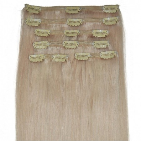 FULLER HAIR CLIP IN SET Adore Superior Remy