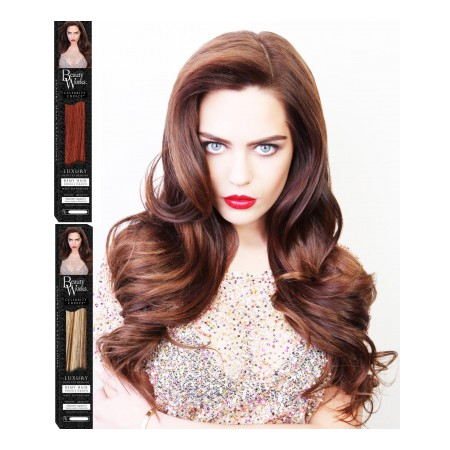 Beauty Works 120g Premium Remy Hair Double Drawn